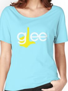 Glee tv Women's Relaxed Fit T-Shirt
