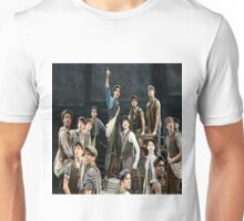 Newsies Stop The World Unisex T-Shirt