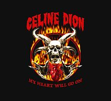 my heart will go on celine dion Unisex T-Shirt