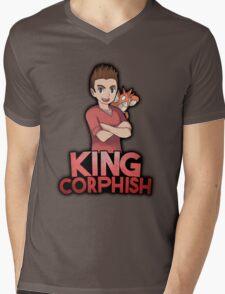 KingCorphish: Standard T-Shirt Mens V-Neck T-Shirt