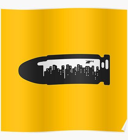 Bullet City Poster