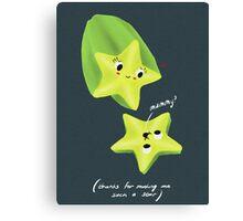 STARfruit Canvas Print