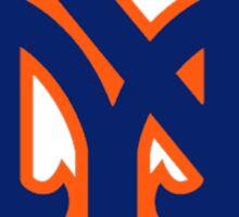 America's Game - New York Mets Sticker