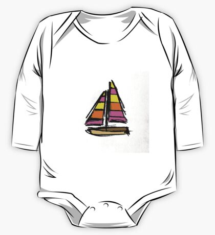 Lil Boat One Piece - Long Sleeve