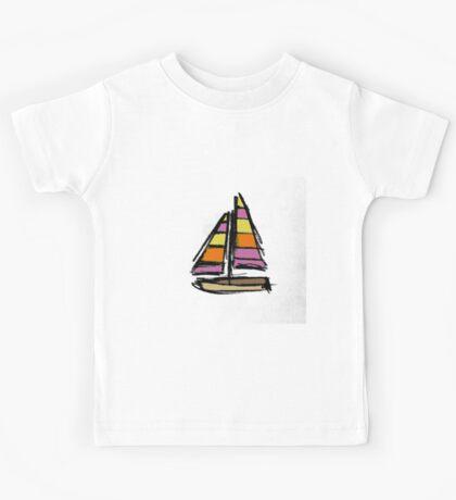 Lil Boat Kids Tee