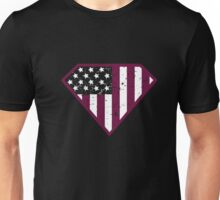 Super Patriot T shirt - Original Version Unisex T-Shirt