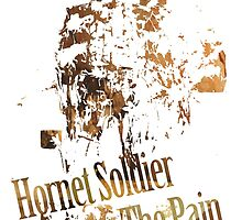 Hornet Soldier - The Pain by justingriffith