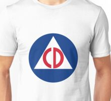 Civil Defense Unisex T-Shirt