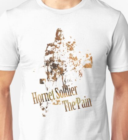 Hornet Soldier - The Pain Unisex T-Shirt
