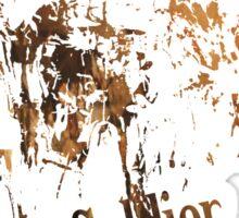 Hornet Soldier - The Pain Sticker
