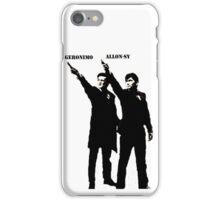 Allon-sy; Geronimo iPhone Case/Skin