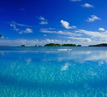 Koro Sun Lagoon by D-GaP
