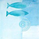 Blue fish by artsandsoul