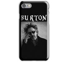 Tim Burton - Portrait iPhone Case/Skin