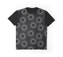 Starburst - Silver Graphic T-Shirt