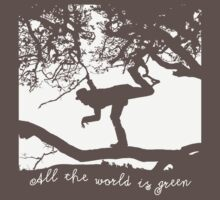 Tom Waits - All the World is Green Kids Clothes