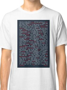 Led Zeppelin - Stairway to Heaven Classic T-Shirt