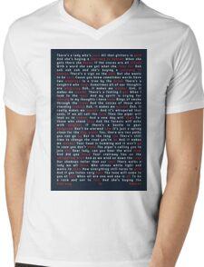 Led Zeppelin - Stairway to Heaven Mens V-Neck T-Shirt