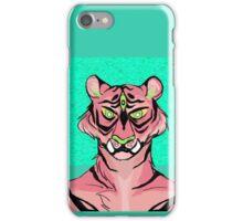 Pink Tiger iPhone Case/Skin