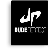 Dude Perfect - DP Unisex T-Shirt Canvas Print