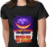 Gallifrey Falls No More (Colour) Womens Fitted T-Shirt