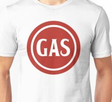 Retro Gas Station Unisex T-Shirt