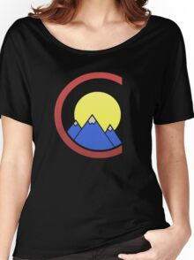 Colorado Colors Women's Relaxed Fit T-Shirt