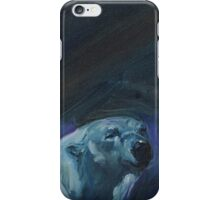 Here's Looking at You, Polar Bear iPhone Case/Skin