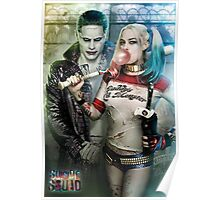 Harley Quinn & The Joker  Poster
