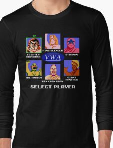 Pro Wrestling Long Sleeve T-Shirt