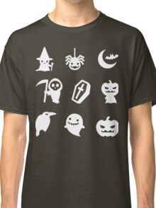 Funny Halloween -  With 9 Item for Halloween Shirt Classic T-Shirt