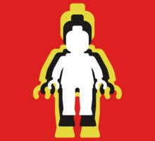 MINIFIG MAN IN LEGO® COLORS by Customize My Minifig by ChilleeW