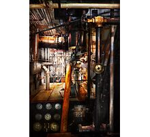 Steampunk - Plumbing - Pipes Photographic Print