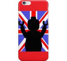Minifig Union Jack iPhone Case/Skin