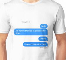 addict with a pen: texts Unisex T-Shirt