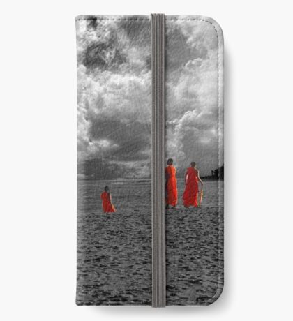 Monks iPhone Wallet/Case/Skin