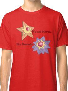 It's Not Staryu Classic T-Shirt