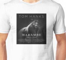 Harambe Hanks Unisex T-Shirt