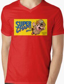 Super Chapo Bros Mens V-Neck T-Shirt