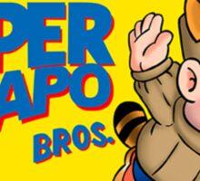 Super Chapo Bros Sticker