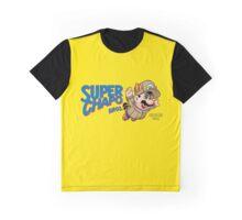 Super Chapo Bros Graphic T-Shirt