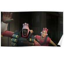 Team Fortress 2 Hats Poster Poster