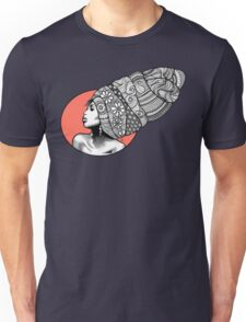 Tribal Head Piece Unisex T-Shirt