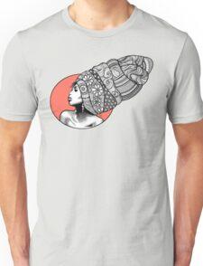 Tribal Head Piece Unisex T-Shirt