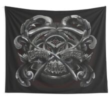 Death Rides Alone Wall Tapestry