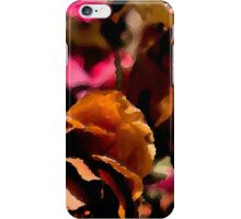 Floral Photo iPhone Case/Skin