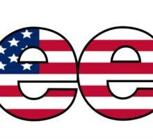 America Jeep Sticker