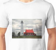 Lighthouse - Tawas Point, Michigan Unisex T-Shirt