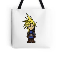 Cloudy Strife Tote Bag