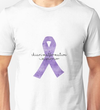 Chiari Warrior Unisex T-Shirt